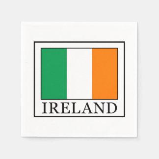 Ireland Paper Napkins