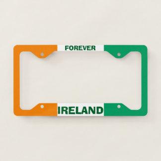 Ireland Patriotic License Plate Frame