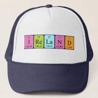 Ireland periodic table name hat