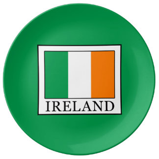 Ireland Plate