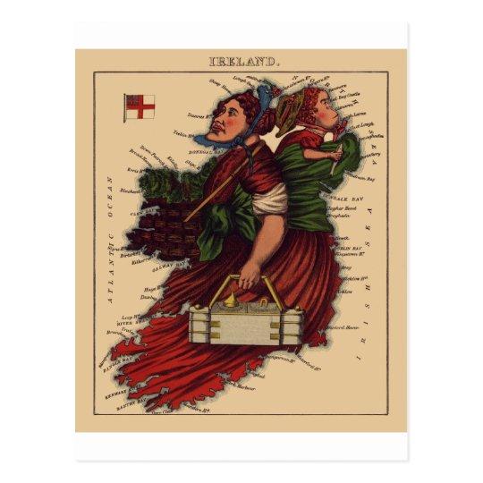 Ireland Postcard