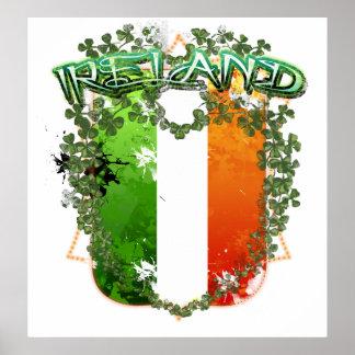 Ireland Posters