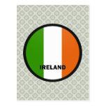Ireland Roundel quality Flag