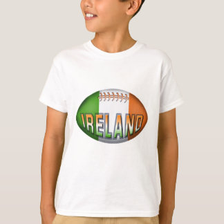 Ireland Rugby Ball T-Shirt