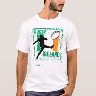 Ireland Rugby T-Shirt Kick