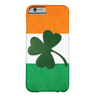 Ireland Shamrock Barely There iPhone 6 Case