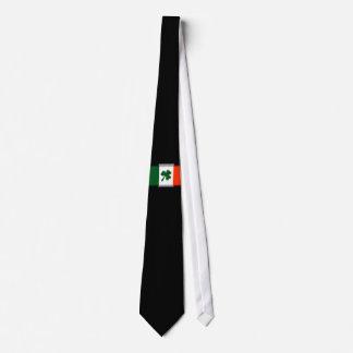 Ireland Shamrock Flag Necktie