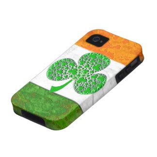 Ireland Shamrock iPhone 4/4S Cases