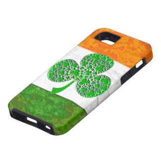 Ireland Shamrock Tough iPhone 5 Case