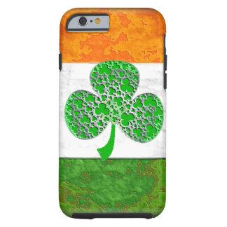 Ireland Shamrock Tough iPhone 6 Case