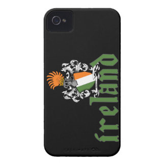 Ireland Shield Blackberry Bold case