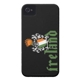 Ireland Shield iPhone 4 case