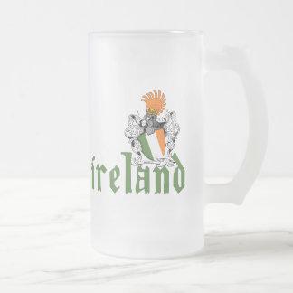 Ireland Shield Mug