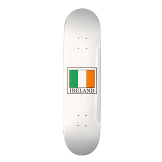 Ireland Skate Board Deck