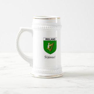 ireland... Slàinte! Beer Stein