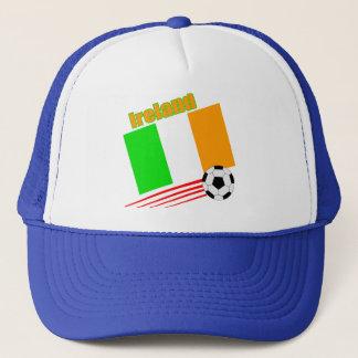 Ireland Soccer Team Trucker Hat
