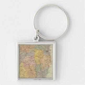 Ireland Southeast Key Ring