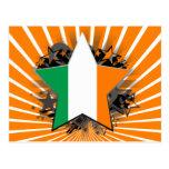 Ireland Star Postcard