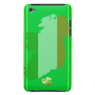 Ireland Stripes Barely There iPod Case