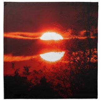 Ireland Sunrise Napkin