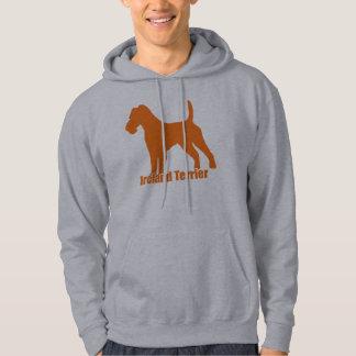Ireland Terrier Hoodie
