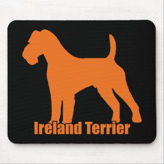 Ireland Terrier Mousepads