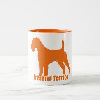 Ireland Terrier Two-Tone Mug