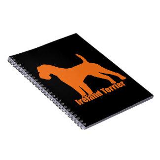 Ireland Terrier Notebook
