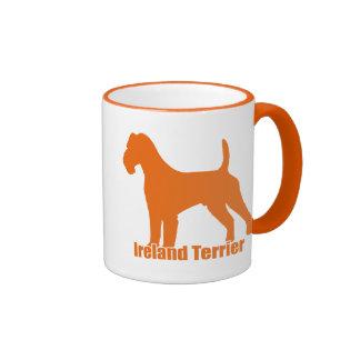 Ireland Terrier Ringer Mug