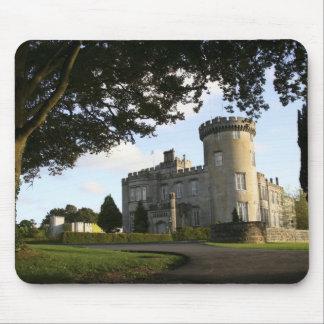Ireland, the Dromoland Castle side entrance. Mouse Mat