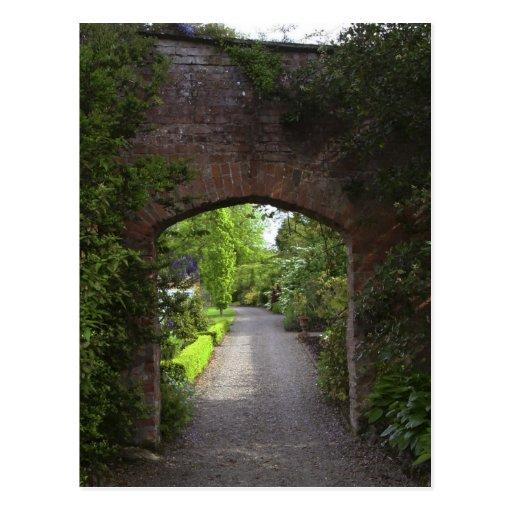 Ireland, the Dromoland Castle very green Postcards