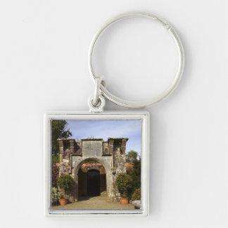 Ireland, the Dromoland Castle Walled Garden Key Ring