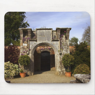 Ireland, the Dromoland Castle Walled Garden Mouse Mat