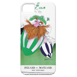 ireland v scotland rugby balls tony fernandes iPhone 5 cover
