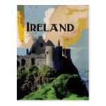 Ireland Vintage Travel Poster Post Cards