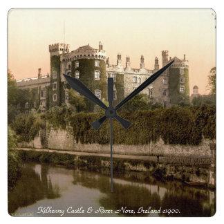 Ireland wall clock, Kilkenny medieval castle Wallclocks