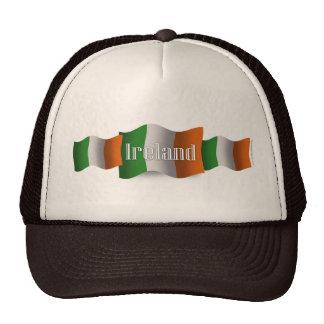 Ireland Waving Flag Cap