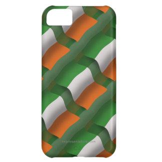 Ireland Waving Flag iPhone 5C Cases
