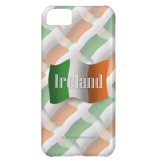 Ireland Waving Flag Case For iPhone 5C
