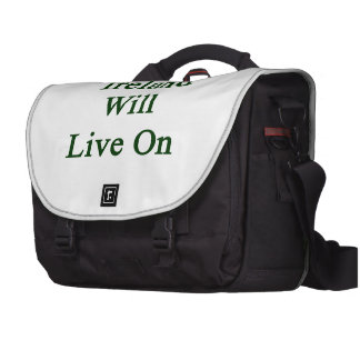 Ireland Will Live On Bag For Laptop