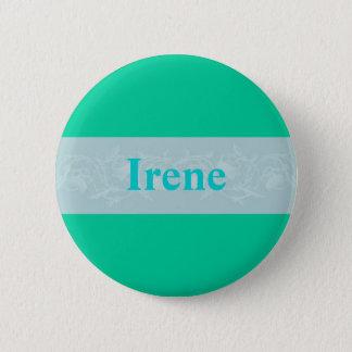 Irene 6 Cm Round Badge