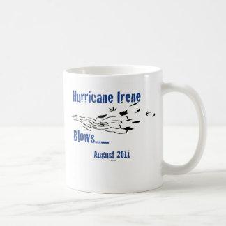 Irene Blows Mug