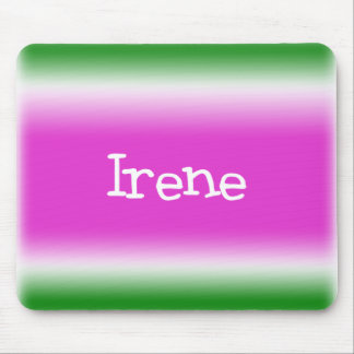 Irene Mouse Pad