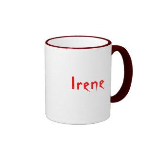 Irene Coffee Mugs