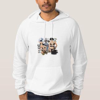 Irene showcase men's hoodie
