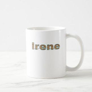 Irene's Basic White Mug
