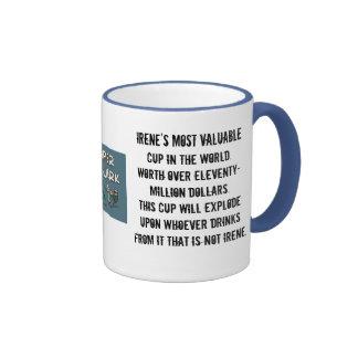 IRENE'S CUP fixed Mugs