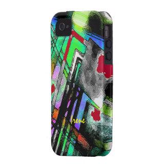 Irene's iphone 4 case