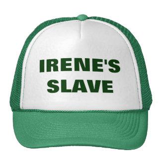 IRENE'S SLAVE TRUCKER HATS