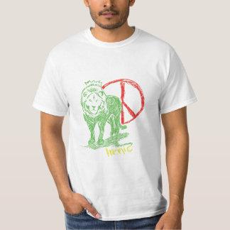 Irenic Rasta Lion T-Shirt